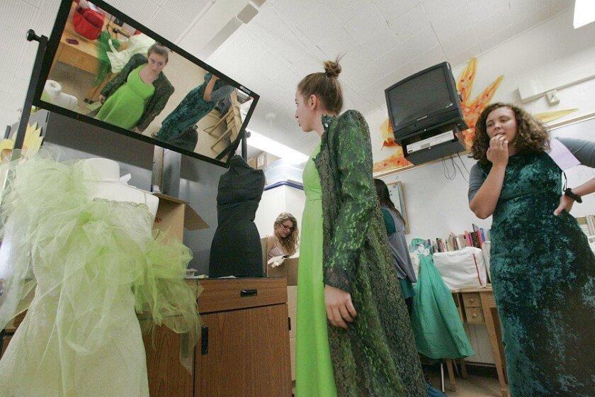 Students Dive Into Design The San Diego Union Tribune