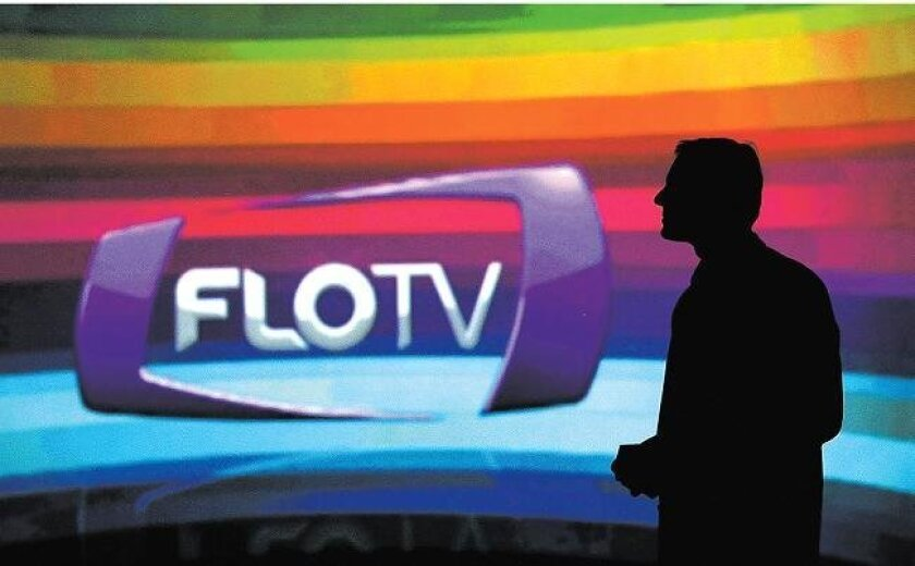 Qualcomm CEO Paul Jacobs says the company is debating the future of its FLO TV division.