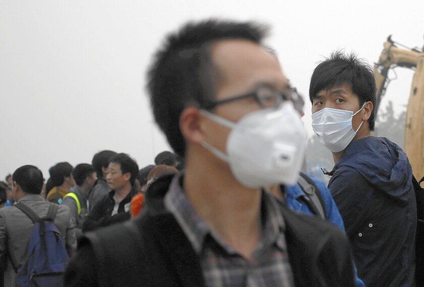 U.S.-China deal on greenhouse gas emissions