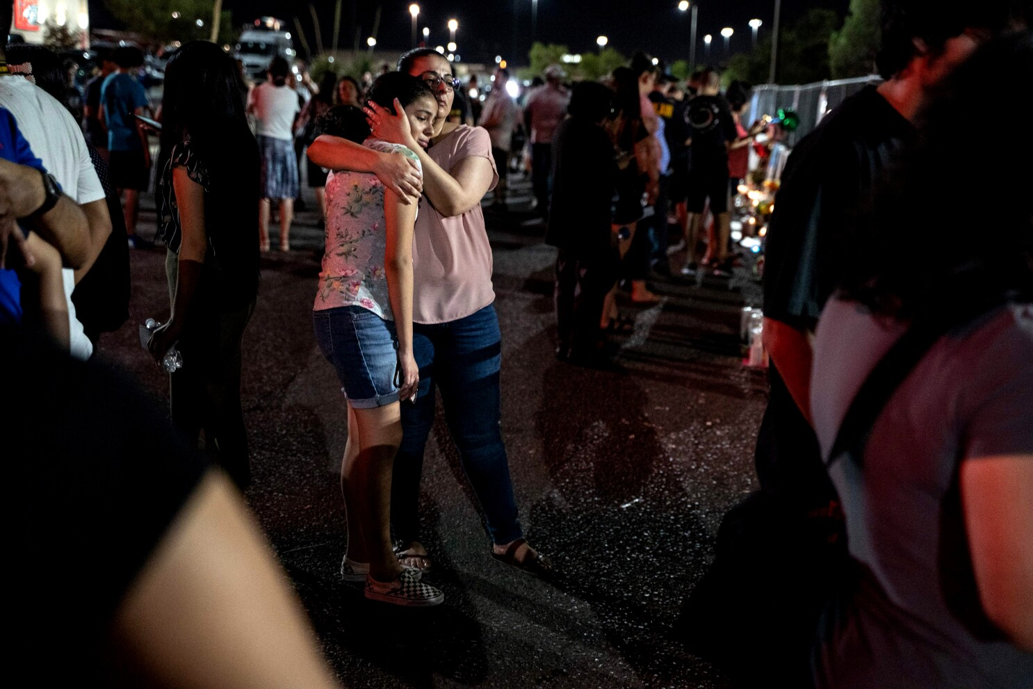 El Paso shooting victims' families, friends still in fear