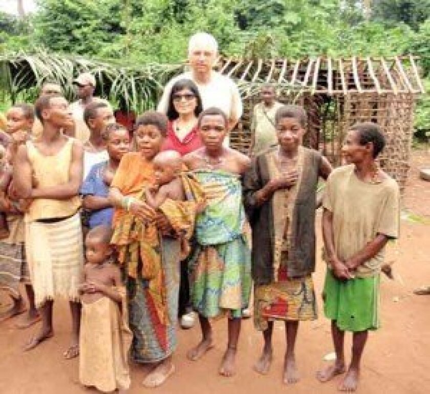 The Pardas in the Central African Republic.