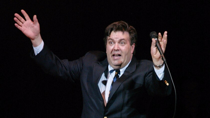 Comedian and actor Kevin Meaney