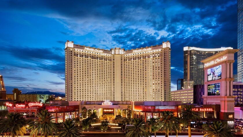 The pool and two popular eateries at the Monte Carlo will close in early October. The resort is being converted into two separate hotel-casinos.