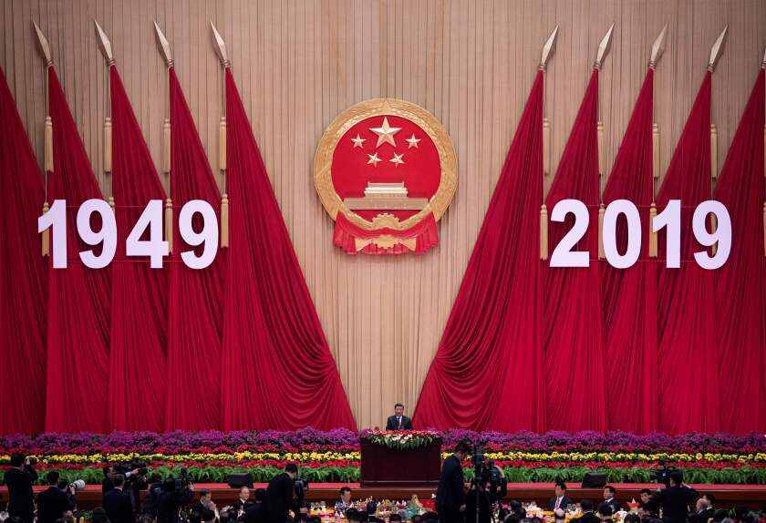 Xi Jinping speech