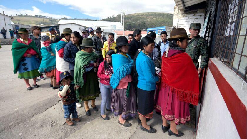 ECUADOR-REFERENDUM-VOTE