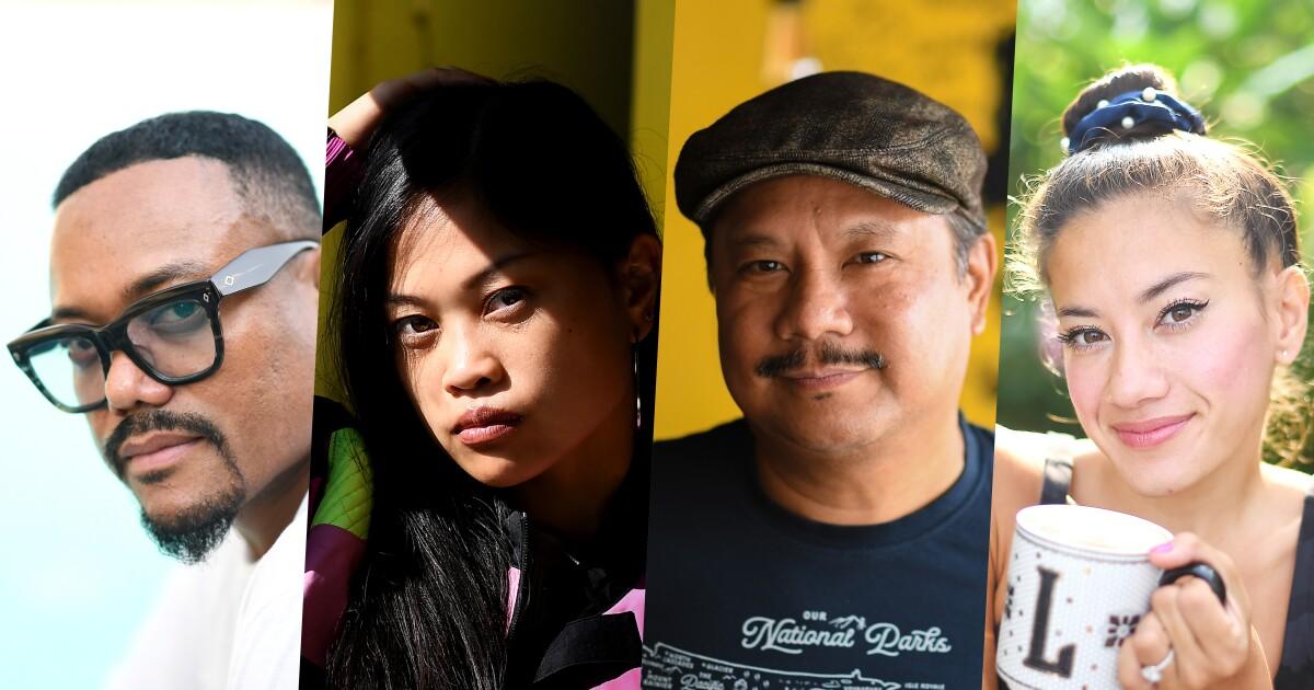 www.latimes.com: Filipino American trailblazers speak truth to Hollywood through jokes and rhymes
