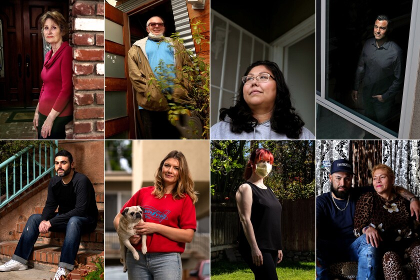 How coronavirus changed these landlords' and tenants' lives