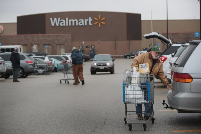 Retailers such as Wal-Mart Stores Inc. that sell a lot of imported goods are among the strongest opponents of the border-tax idea.