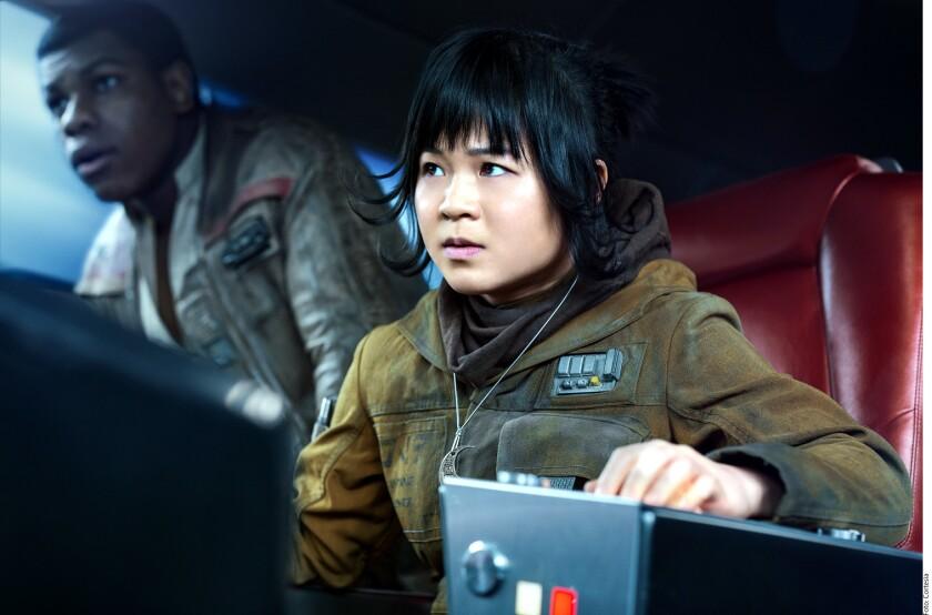 Kelly Marie Tran ya es galáctica en Star Wars