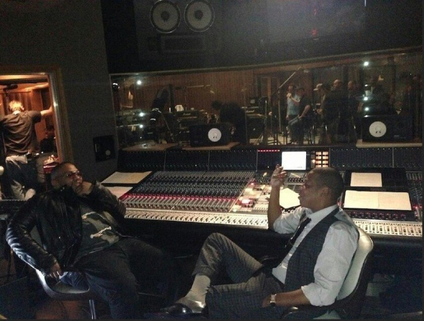 Timbaland signs deal with Jay-Z's Roc Nation