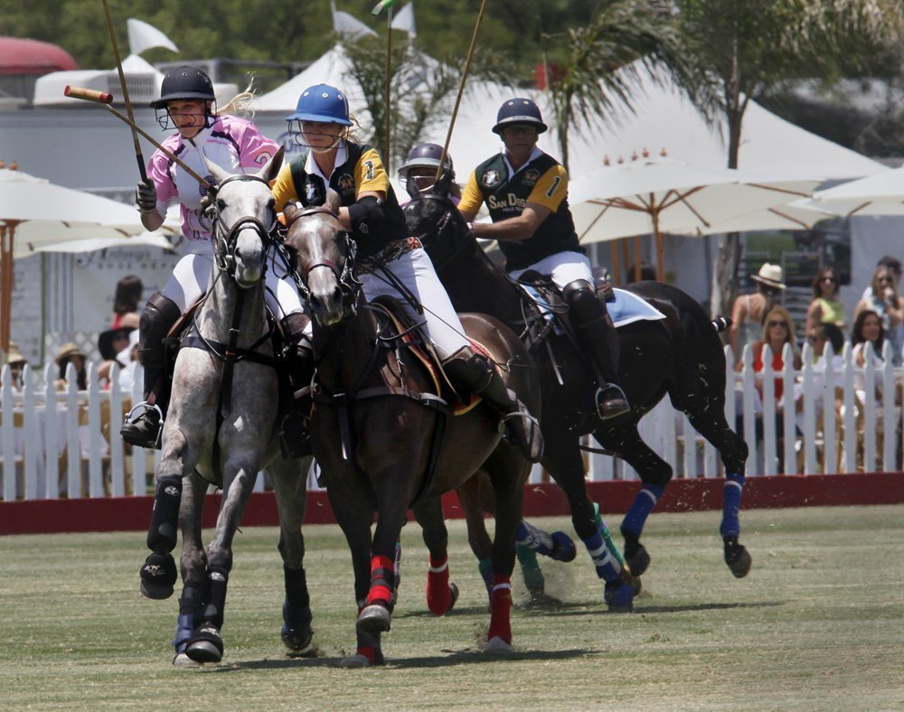 Polo season opens 2014