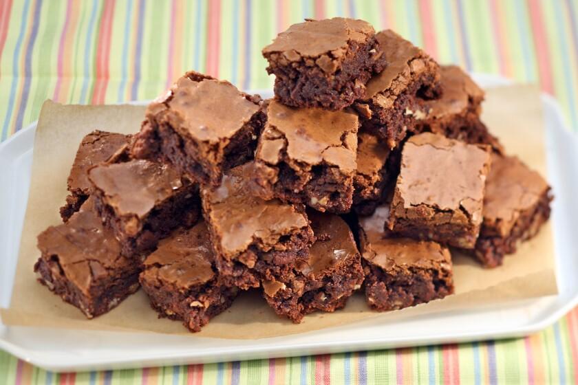 Recipe: Boudin Bakery's brownies
