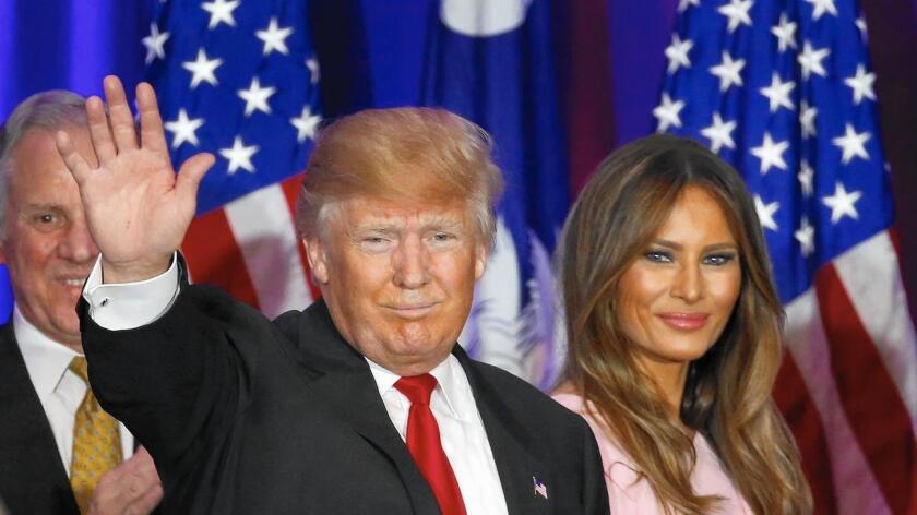 """""""Yo sigo la ley. Nunca me hubiera imaginado quedarme aquí [Estados Unidos] sin documentos"""", expresó Melania Trump."""