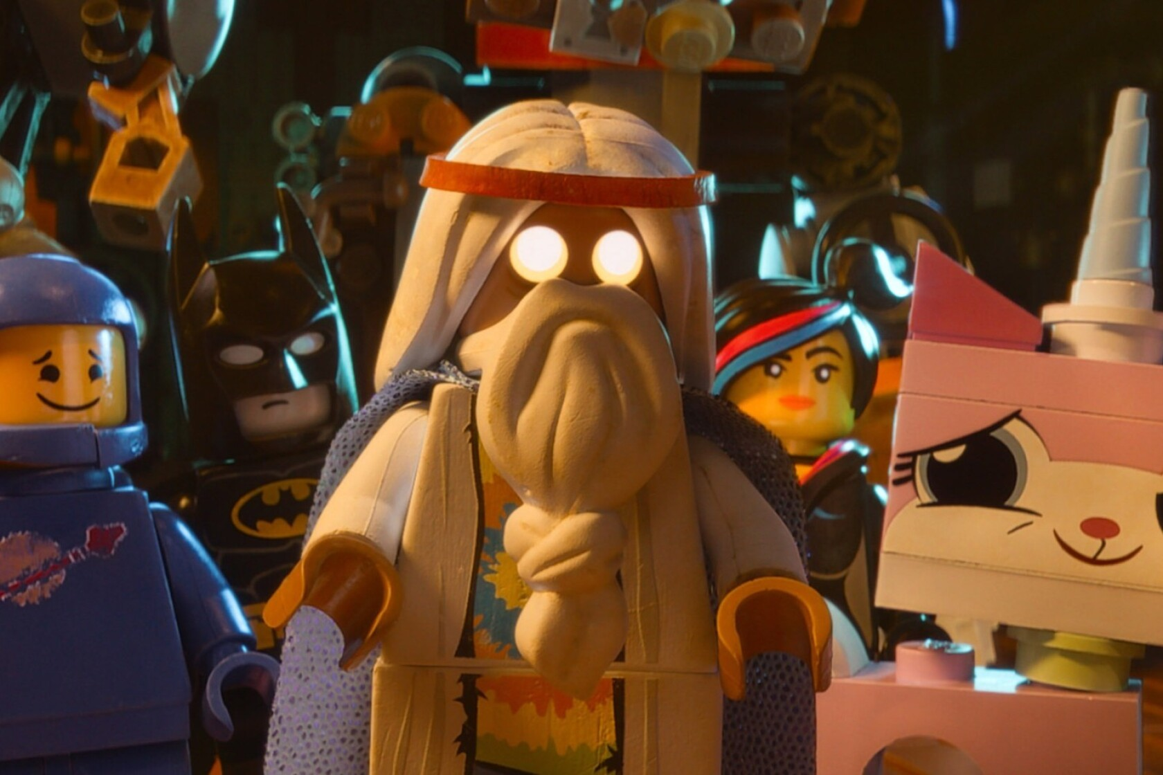 The Lego Movie Building A Postmodern Tongue In Cheek Toy Film Los Angeles Times