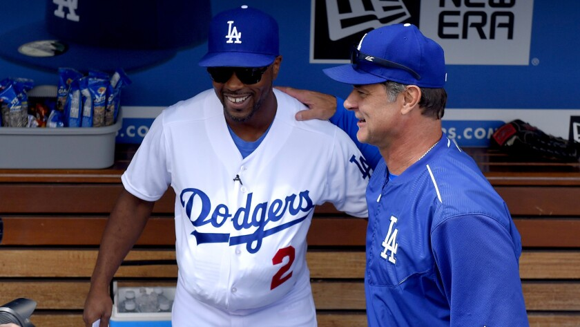 Jimmy Rollins, Don Matingly
