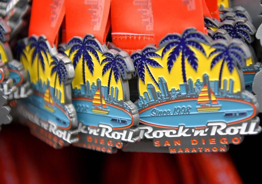 2019 Rock'n'Roll San Diego Marathon & 1/2 Marathon