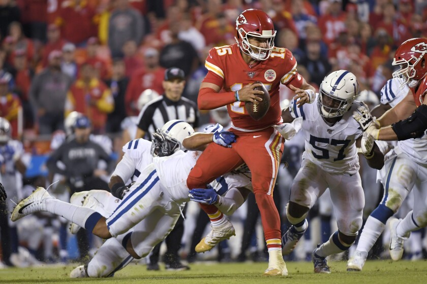 Colts Chiefs Football
