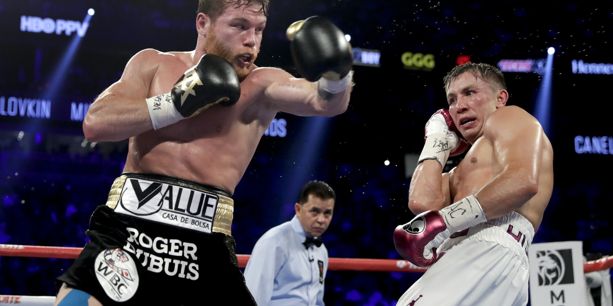 Canelo-GGG Rematch: Alvarez beats Golovkin by majority decision