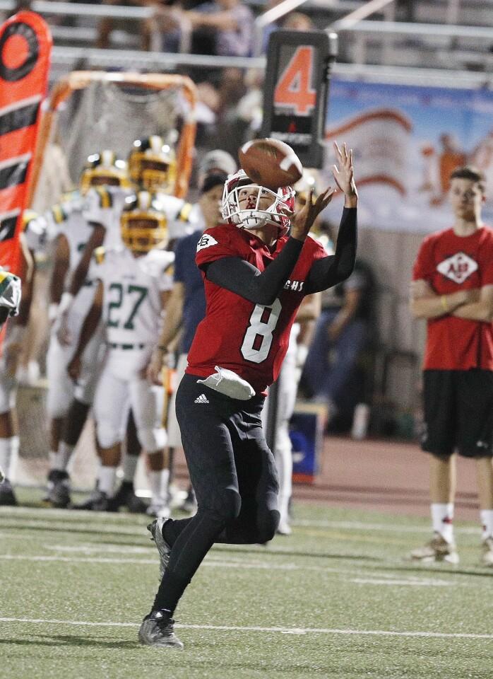 Photo Gallery: Burroughs vs. Canyon non-league football
