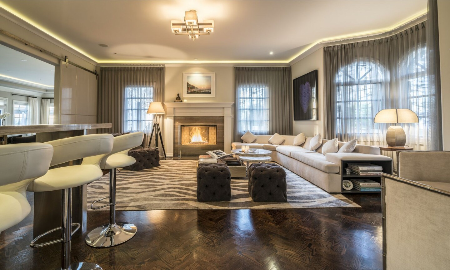 Kymberly Marciano's Beverly Hills home