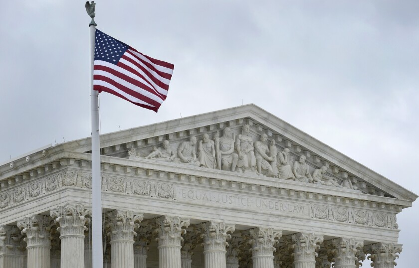 The Supreme Court opens its new term Monday, Oct. 6.