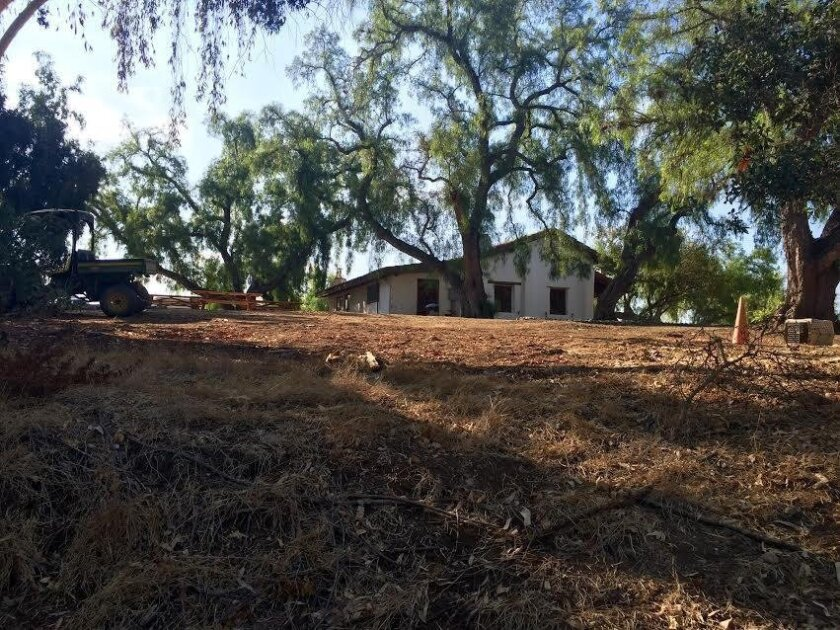 Groundbreaking recently took place for Phase 2 of the Osuna Adobe Restoration project.