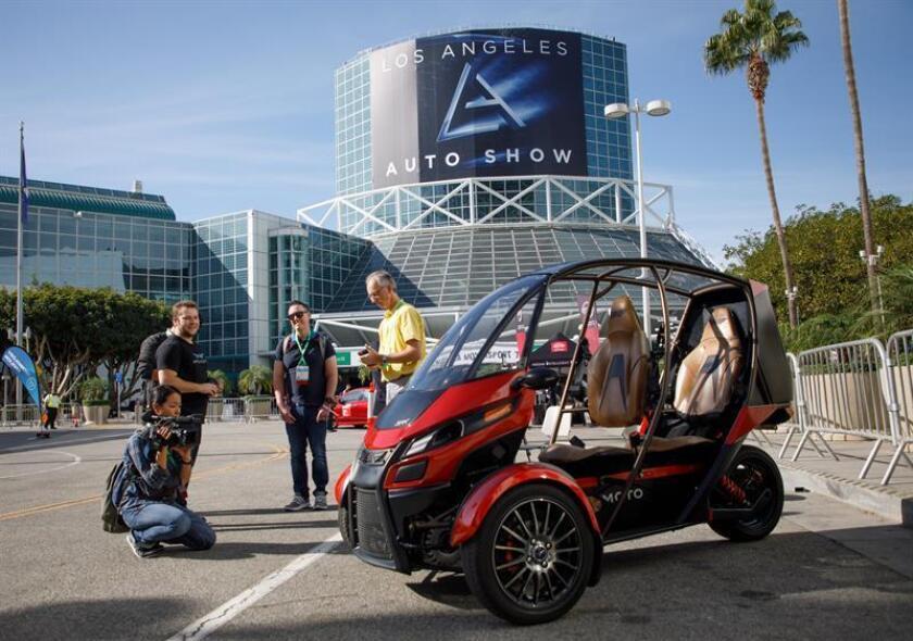 El Salón de Los Ángeles se prepara para el debut de decenas de nuevos modelos