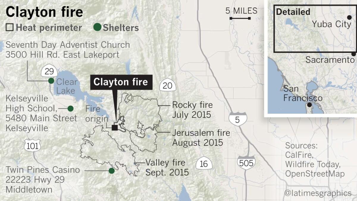 California wildfire updates: Fast-moving fire in Santa Cruz ... on