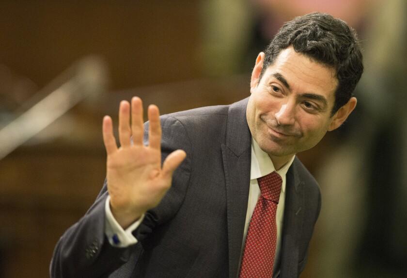 California Supreme Court Justice Mariano-Florentino Cuéllar