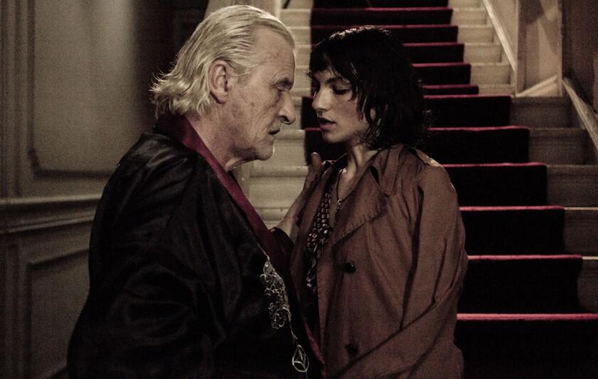 """A still from the film, """"Il Futuro."""""""