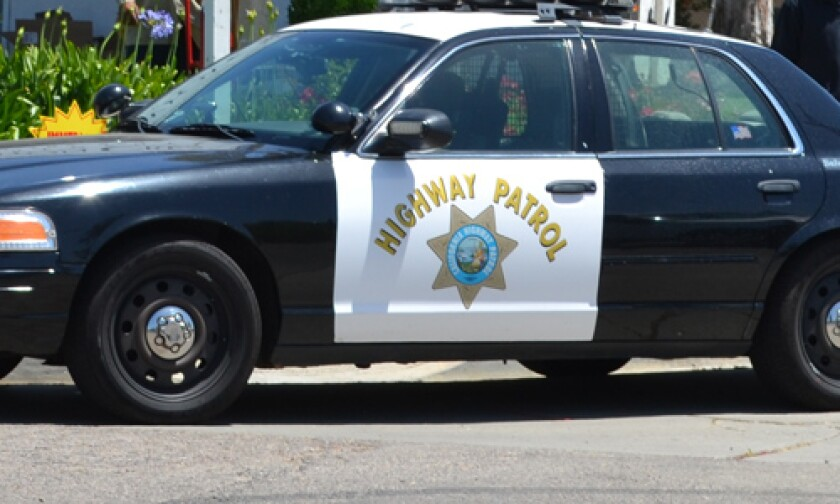 CHP is investigating a hit-and-run crash that left a 53-year-old female bicyclist with major injuries Wednesday morning.