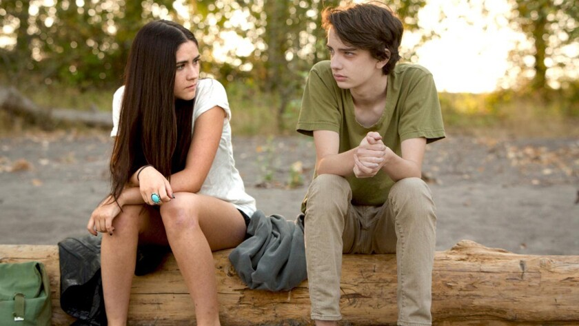 """Movie review: """"Wilderness"""" gets lost in teen grief"""