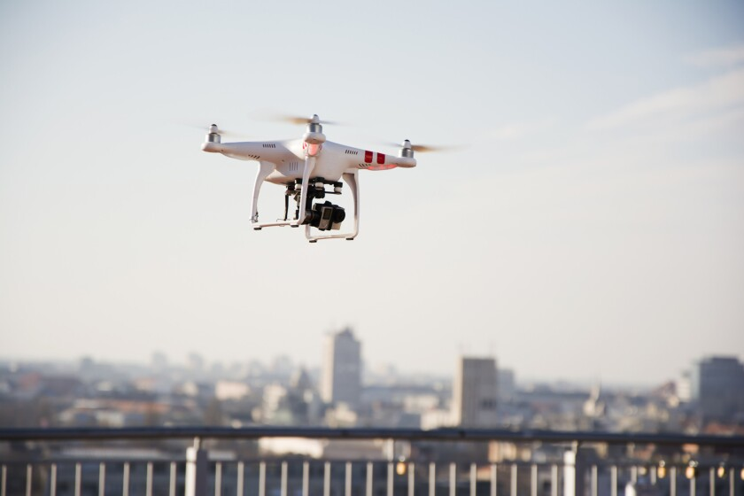 FAA investigating use of technology to block drones at airports