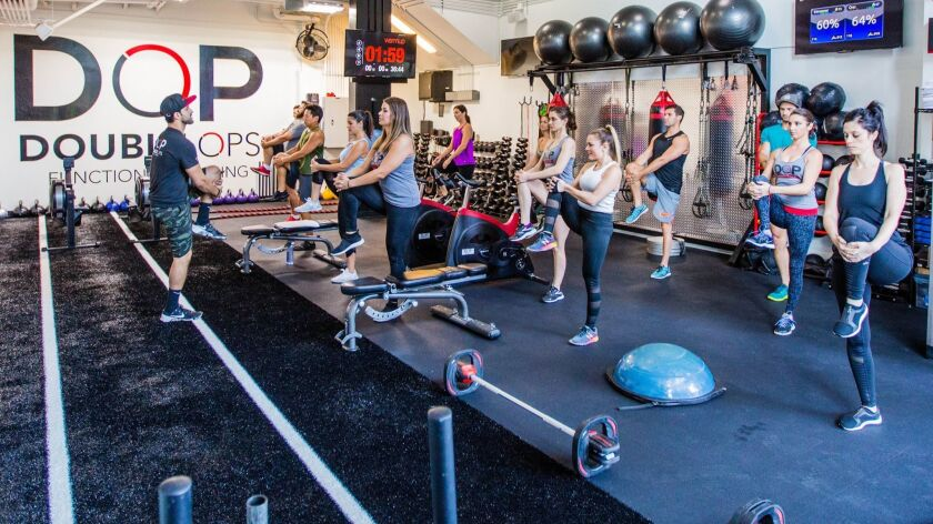 Santa Monica fitness studio Double Ops Training will host complimentary classes.