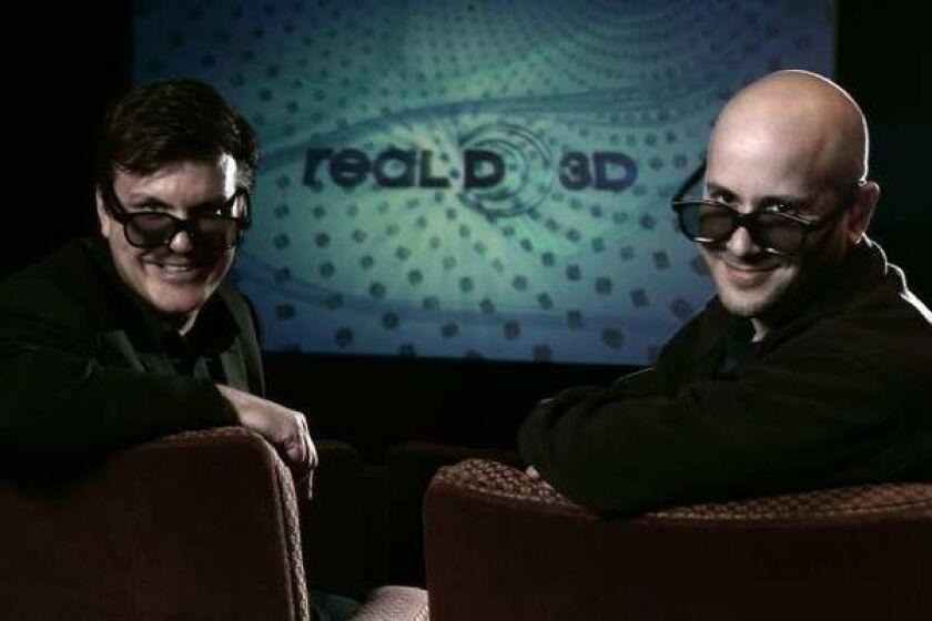 RealD expands 3-D business China