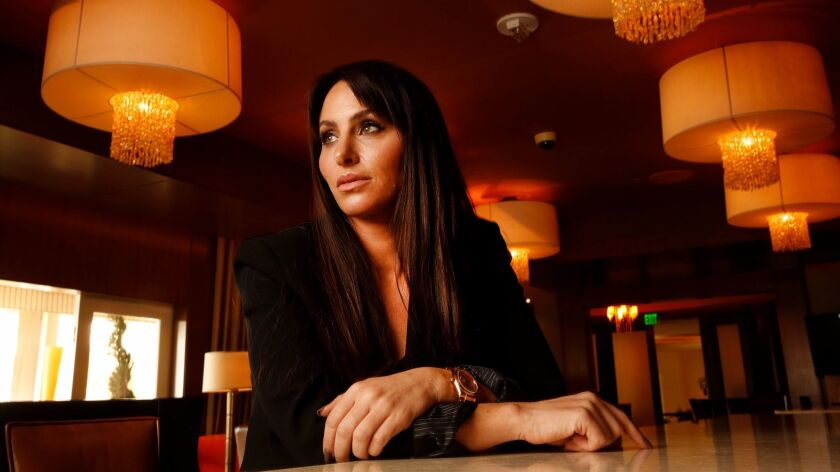 "Molly Bloom's former life as a ""poker princess"" in the secretive world of high-stakes poker is the basis of an Aaron Sorkin movie, ""Molly's Game."""