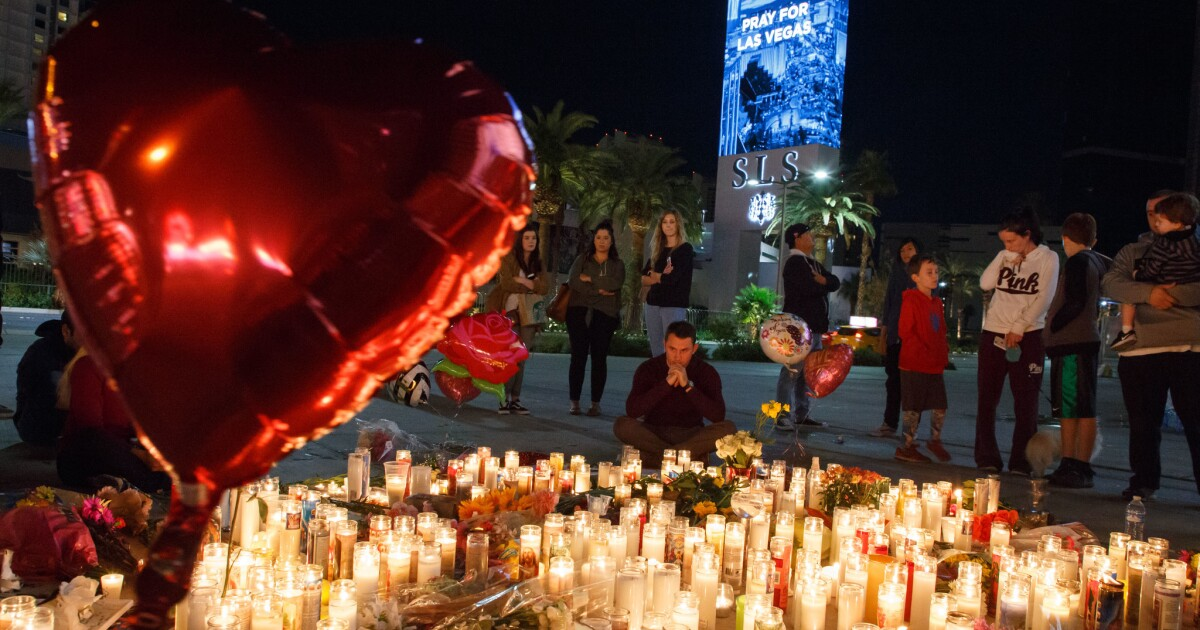 Payouts For Vegas Mass Shooting Victims A Cold Mathematical Calculation Los Angeles Times