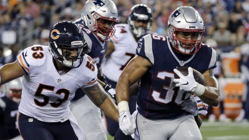 Tyler Gaffney, who enjoyed success as a running back with Cathedral Catholic High and Stanford, was signed and waived multiple times in the NFL by the Panthers, Patriots and Jaguars.
