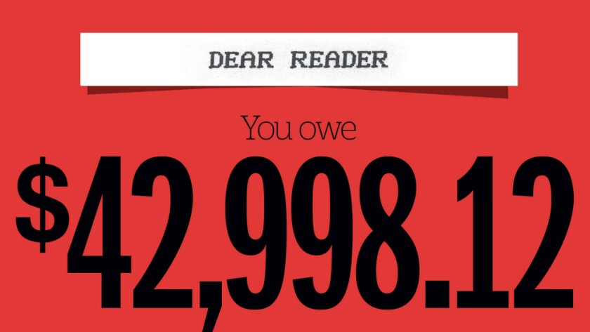 Time Magazine tries to scare the bejeezus out of every one of its subscriber.