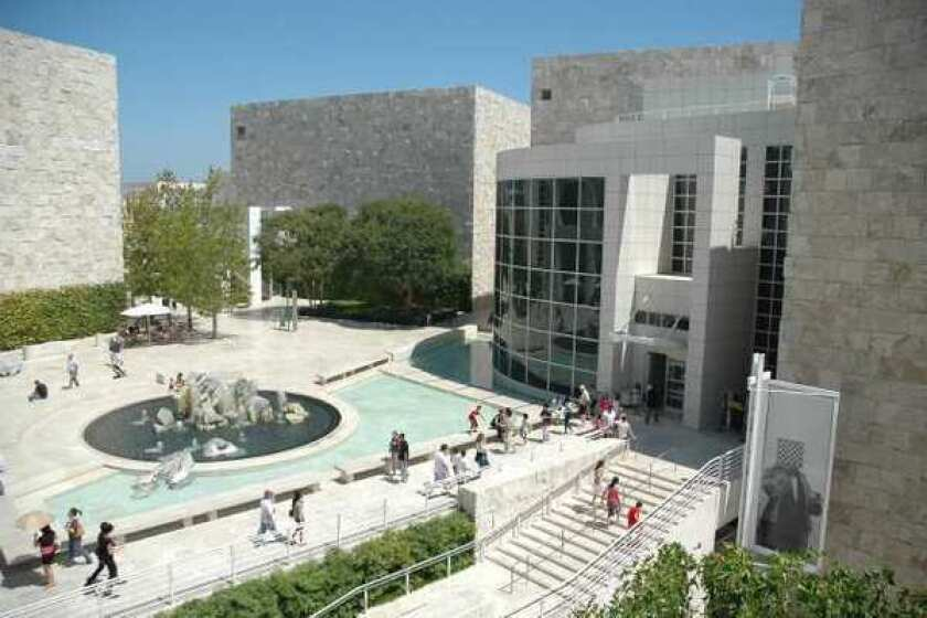 The Getty Museum has a task force considering the potential ramifications of the coronavirus.