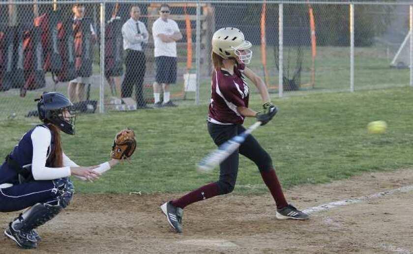 Softball: Breakers focus on winning
