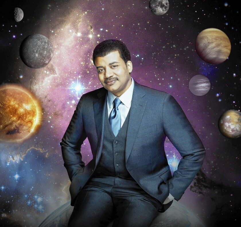 """Neil deGrasse Tyson is an astrophysicist and host of """"Cosmos: A Spacetime Odyssey."""""""