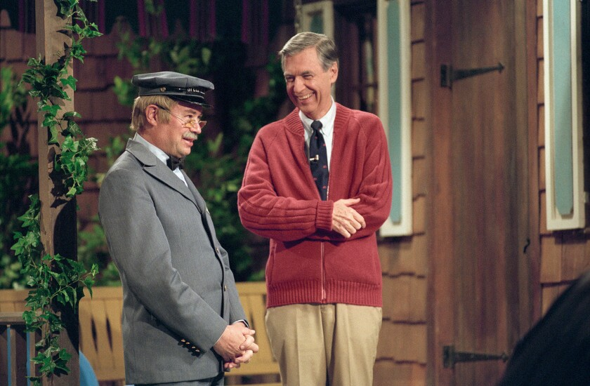 Behind Oscar's snub of box-office smash 'Won't You Be My Neighbor?' in banner year for docs
