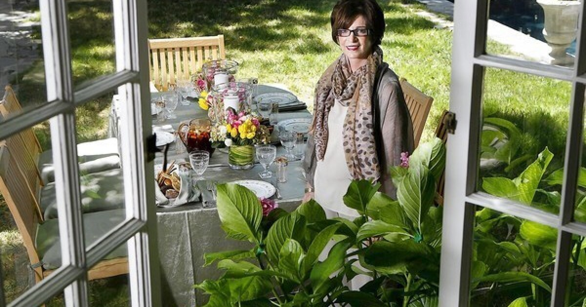 How I made it: Mary Micucci, owner of Along Came Mary Events