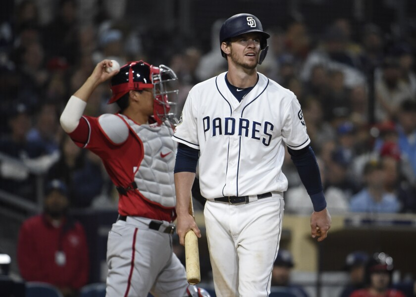 Wil Myers, an All-Star in 2016, is batting .211 and has started just four times in the past month.
