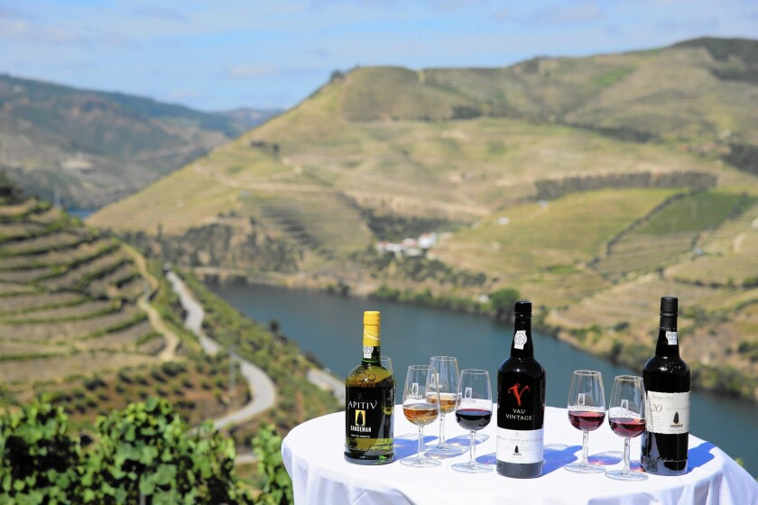 Portugal's picturesque Douro Valley has become a hot spot for wine cruises.
