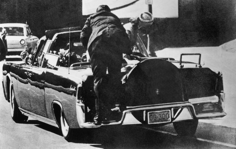 Assassination of President John F. Kennedy