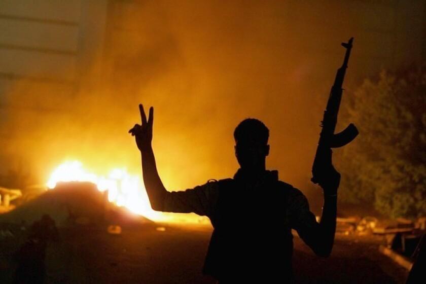 Libya official says militia commander led raid on U.S. mission