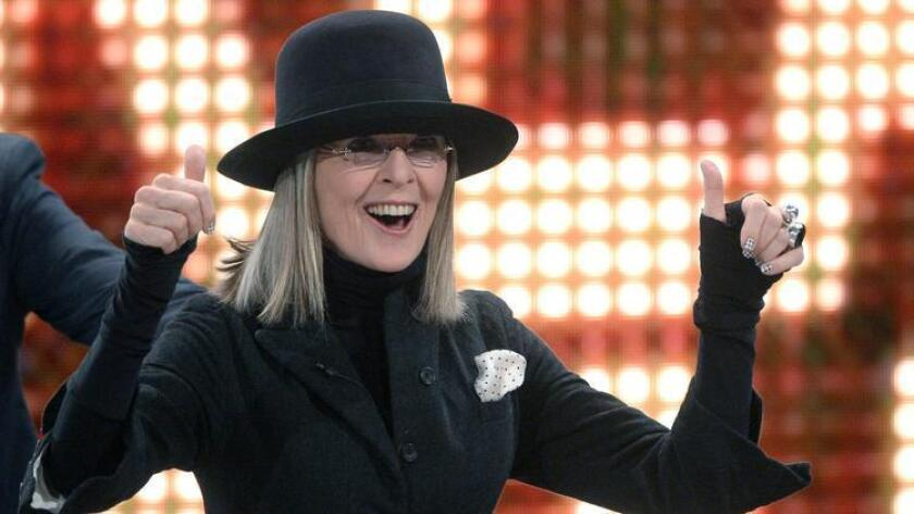 Diane Keaton will receive an AFI honor in June.