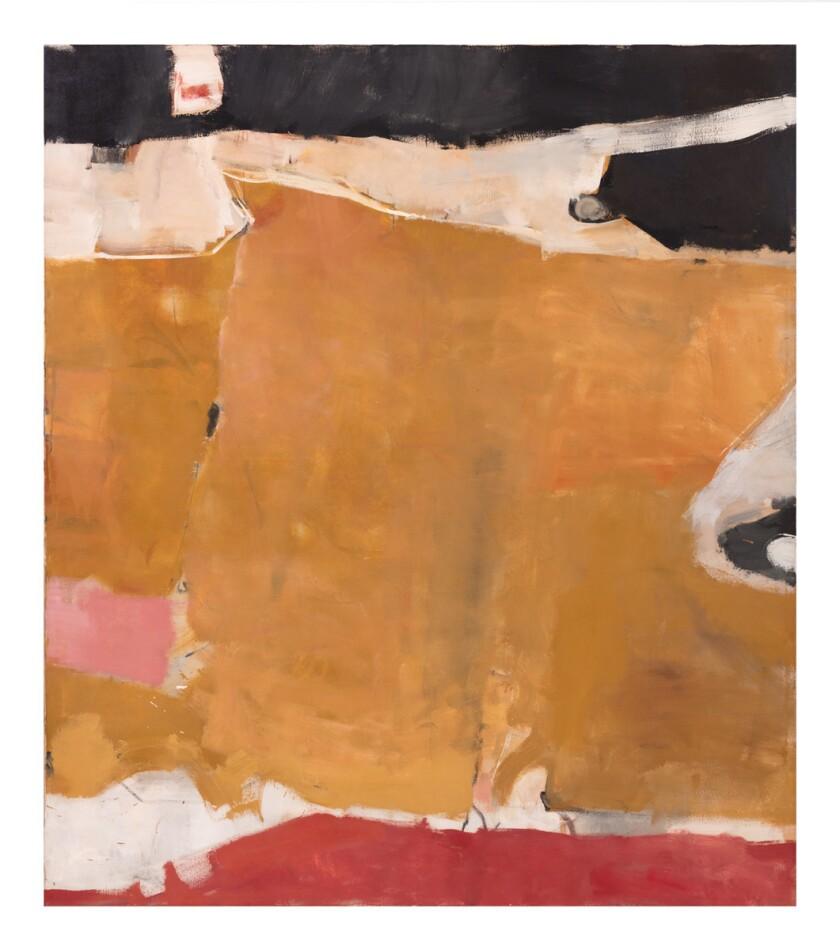 """Richard Diebenkorn, """"Albuquerque"""", 1952, Buck Inv# 2167"""